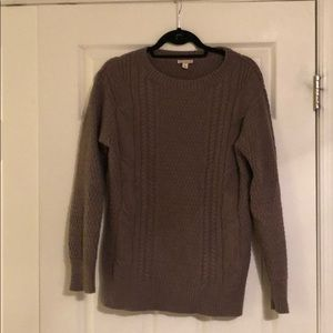 Gap Sweater, Brown - Size S